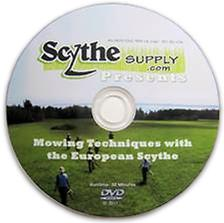 Mowing Techniques with the European Scythe DVD