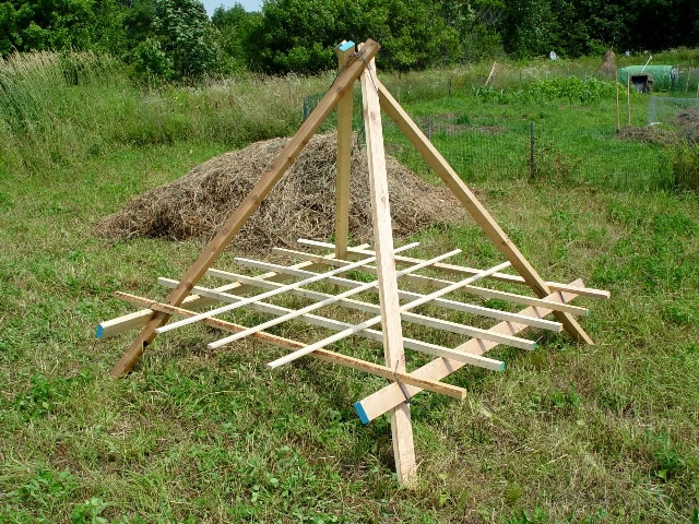 Workshop 6 Making A Hay Rack Scythe Supply