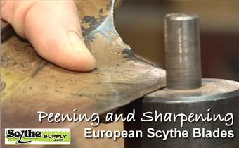 Workshop 1 Peening Scythe Supply