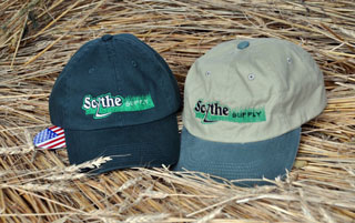 picture of the Scythe Supply hats